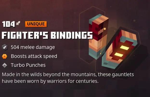 Minecraft Dungeons Gauntlet Build – Martial Artist