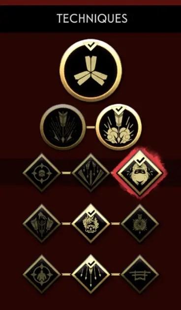 Best Hunter's Techniques Ghost of Tsushima Legends