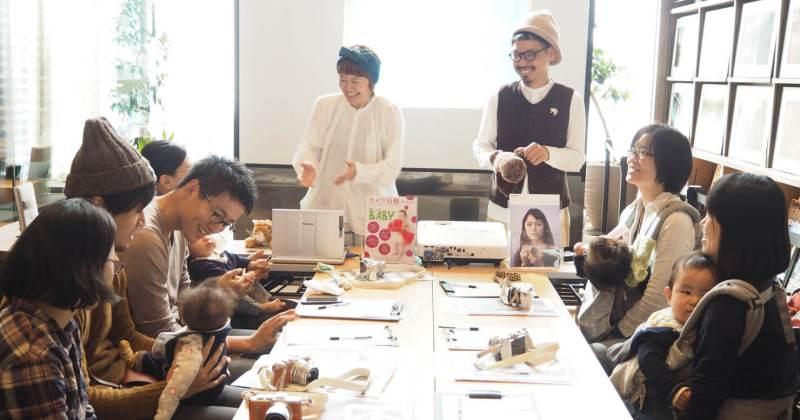 11/5(土)「カメラ日和 for BABY」出版イベント 開催レポート @枚方T-SITE