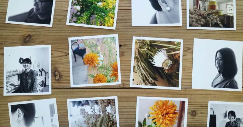 10/2(月)たのしいカメラ学校×手紙舎 「たのしいカメラ学校 ♡ かんたんiPhone講座」を開催しました。