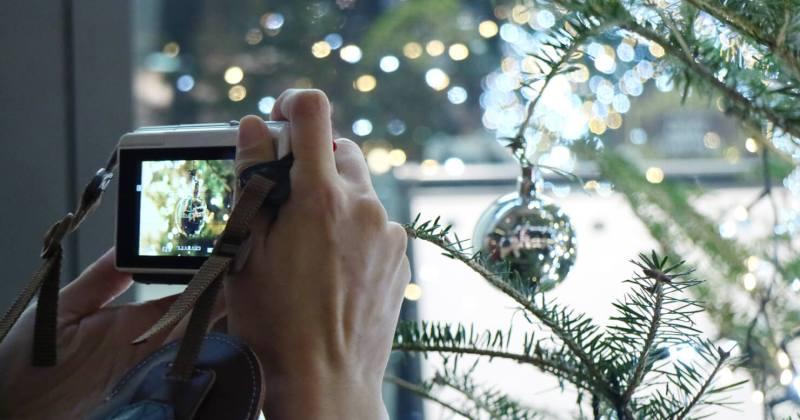11/29(水)無印良品 有楽町「イルミネーションをステキに撮ろう。初級者向けデジタル一眼撮影講座」を開催しました!