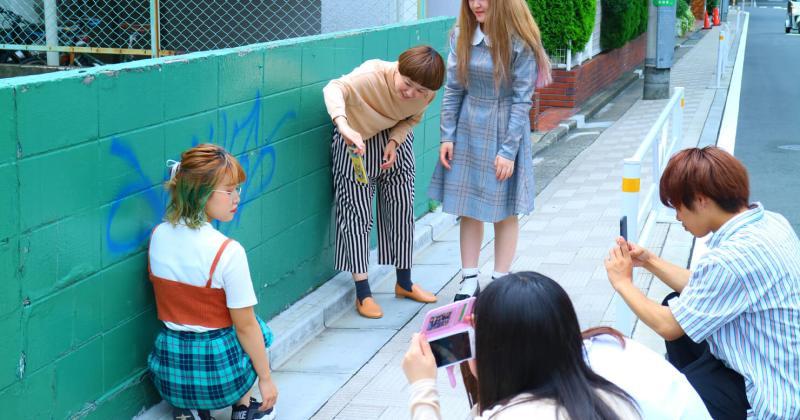6/14(木)住田美容専門学校にて撮影講座を開催しました。