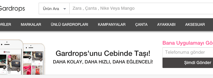 Kadınlar Gardrops.com üzerinden kıyafetlerini satıyor