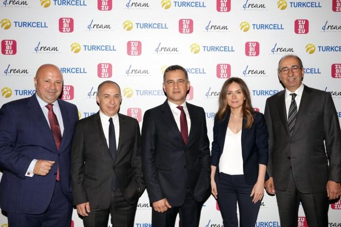 """ZUBİZU, Turkcell'le """"mobil ödeme"""" dönemini başlattı"""