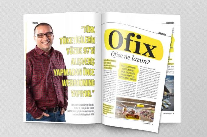 Alptekin Yıldız - Ofix.com  Röportajı