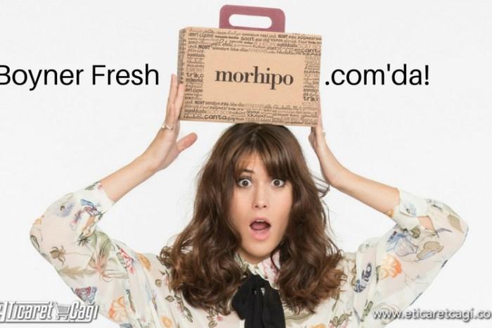 Boyner Fresh Morhipo.com'da
