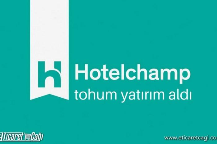 Hotelchamp tohum yatırım aldı