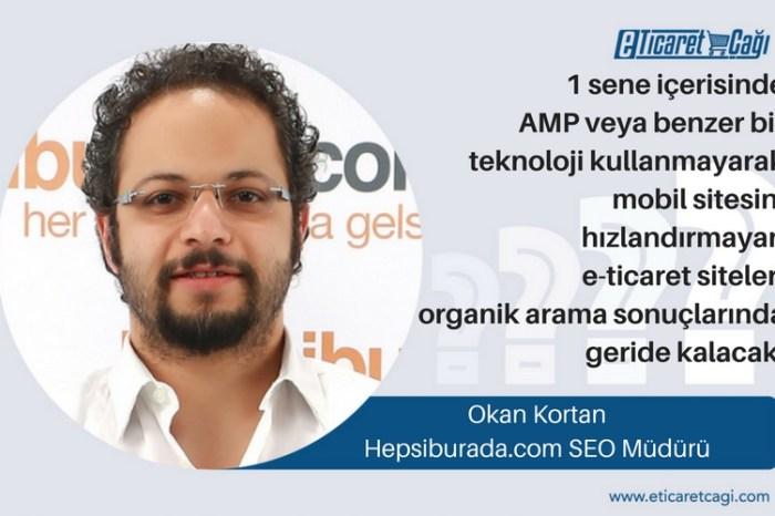 SEO açısından e-ticaret siteleri için AMP'nin önemi nedir?
