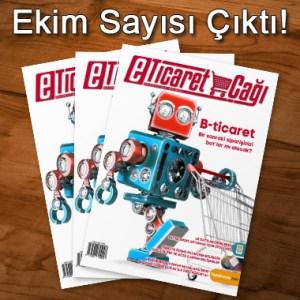 E-ticaret Çağı dergisinin Ekim 2016 sayısı çıktı!