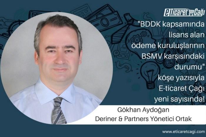 BDDK kapsamında lisans alan ödeme kuruluşlarının BSMV karşısındaki durumu