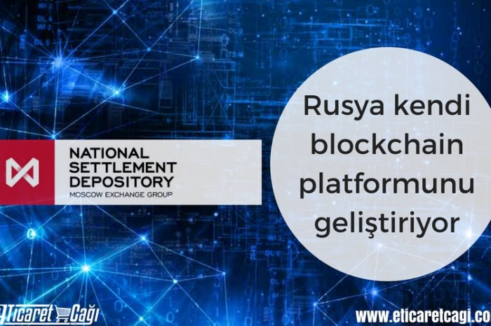 Rusya, kendi blockchain platformunu geliştiriyor