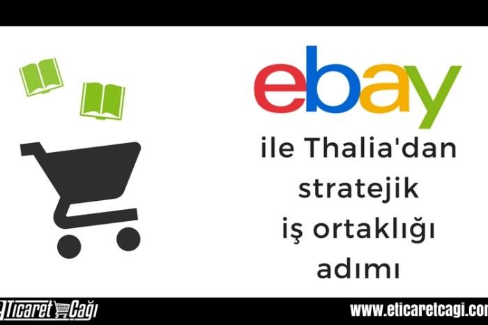 ebay ile Thalia'dan stratejik iş ortaklığı adımı