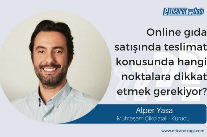 Online gıda satışında teslimat konusunda hangi noktalara dikkat etmek gerekiyor?