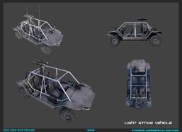 Light Strike Vehicle