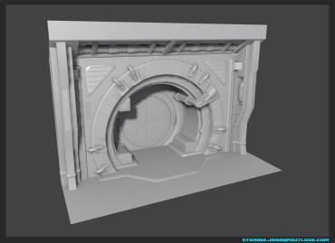 Scifi Gate