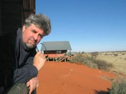 In Namibia.