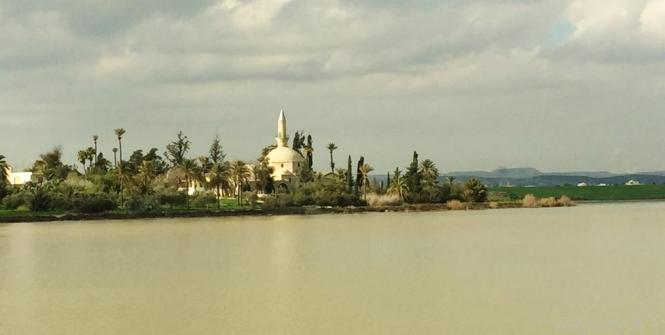Hala Sultan Tekke mečetė