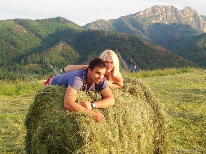 Pakeliui į Aukštuosius Tatrus. Pabučiuoti Krokuvos balandžiai