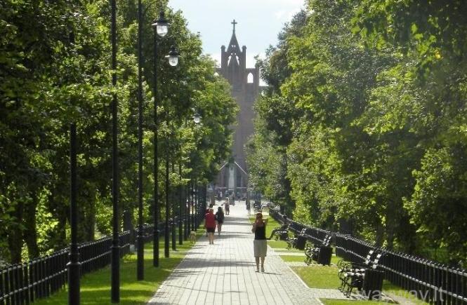 Lietuva. Nematytas Rokiškis ir jo dvarai