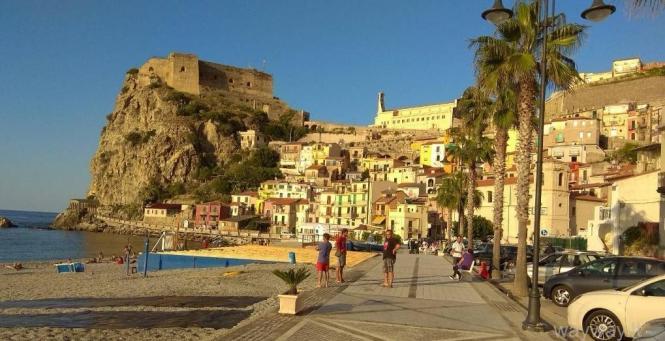 Italija. Neatrasta ar pamiršta Kalabrija? II dalis