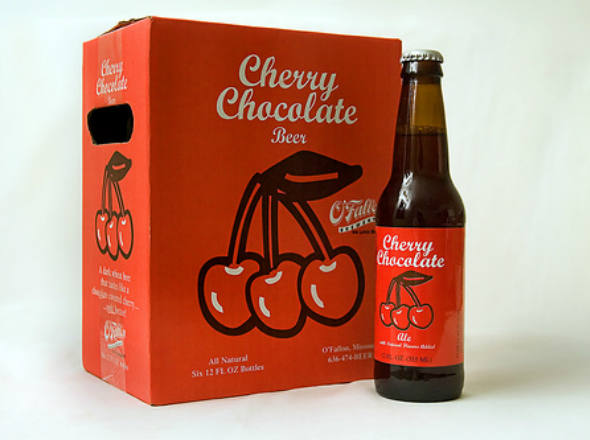 size 590 Cerveja de chocolate com cereja As 9 cervejas mais estranhas do mundo