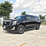 Elite SUV transportation services