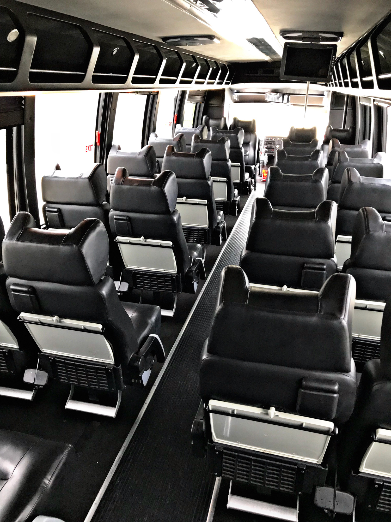 Executive Coach Bus