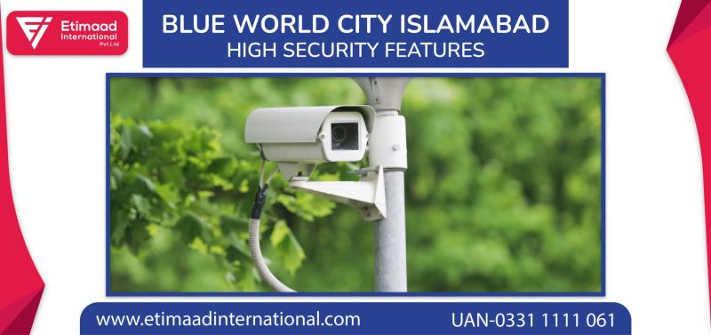 Blue World High Security Features