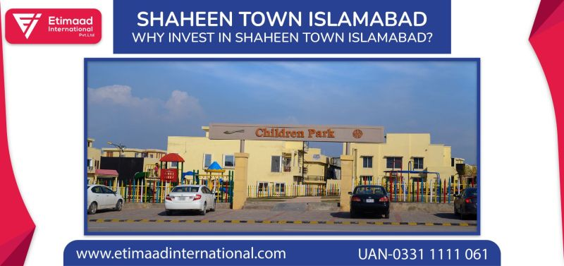 Why invest in Shaheen Town Islamabad