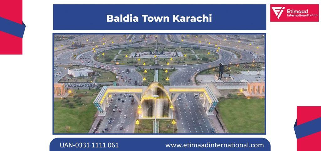 Baldia Town Karachi