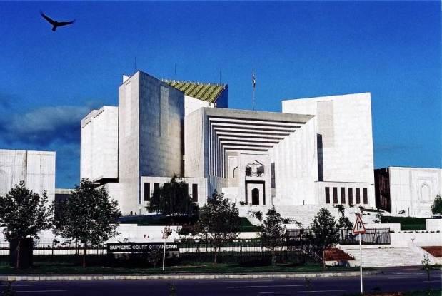 Supreme Court of Pakistan, Islamabad. Courtesy of Wikimedia Commons / Photo: Usman Ghani