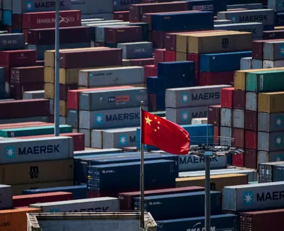 China US Trade wars  Chinese tariffs on U S  goods take effect from     The 12 hour difference puts ahead in terms of actually implementing the