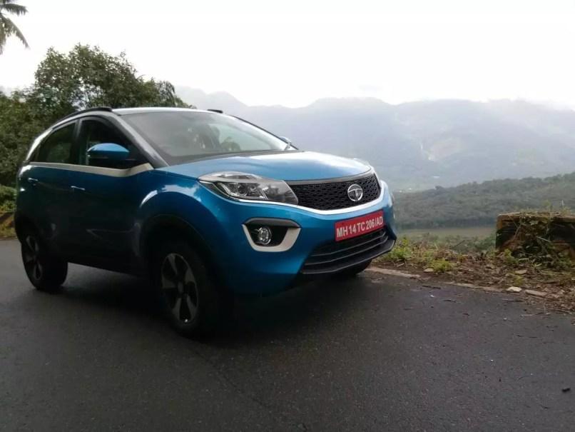 Tata Nexon Motors Launches Its