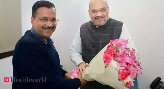 All govt agencies of Centre & state to work together to tackle Covid: Kejriwal – ET HealthWorld