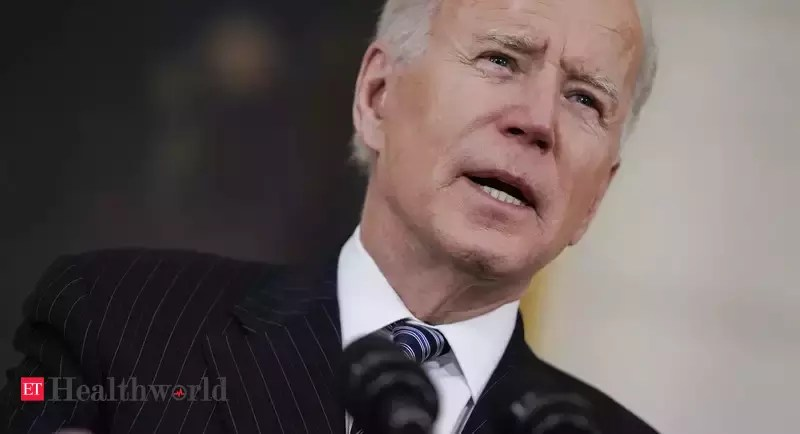 Biden says every adult in US eligible for Covid-19 vaccination from April 19 – ET HealthWorld