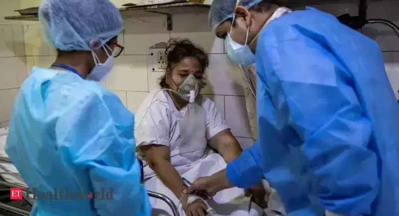 India reports 3.29 lakh new Covid cases, 3,876 deaths in 24 hours – ET HealthWorld