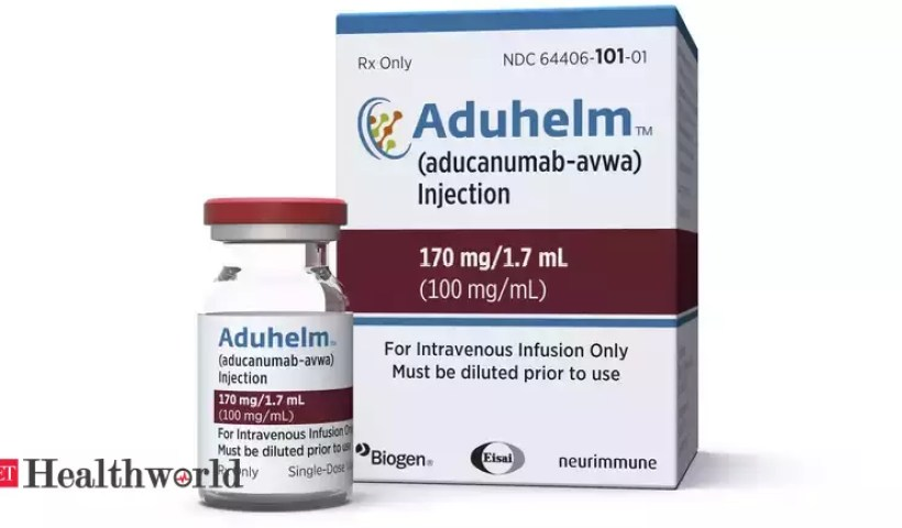 USFDA grants approval for Aduhelm as the first and only Alzheimer's drug in almost two decades – ET HealthWorld