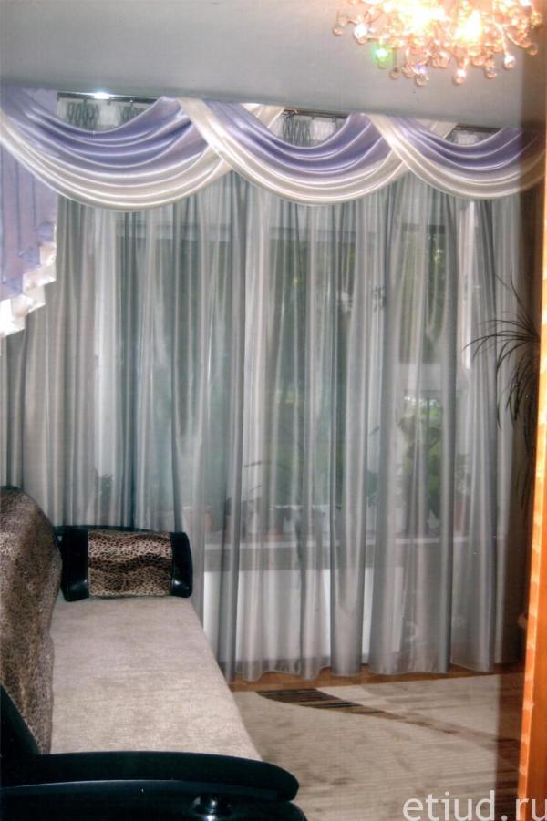 Шторы для маленькой гостиной на заказ, шторы в маленькую ...