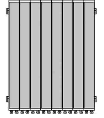 8x8 Phased Array Antenna