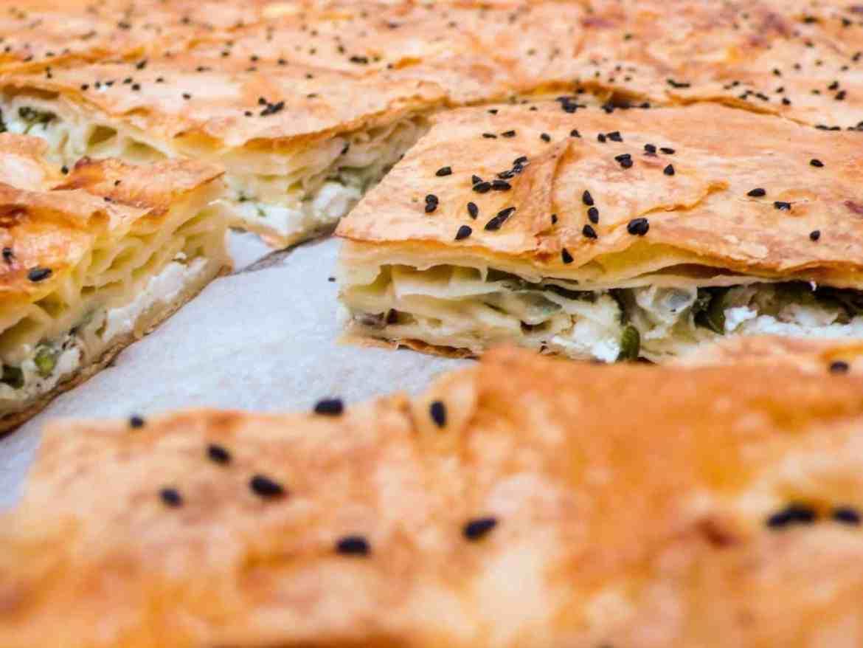 Børek - oppskrift / Et kjøkken i Istanbul
