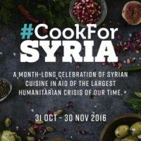 Innlegget er en del av oppskriftsutfordringen for november med tema syrisk mat. Les mer her.