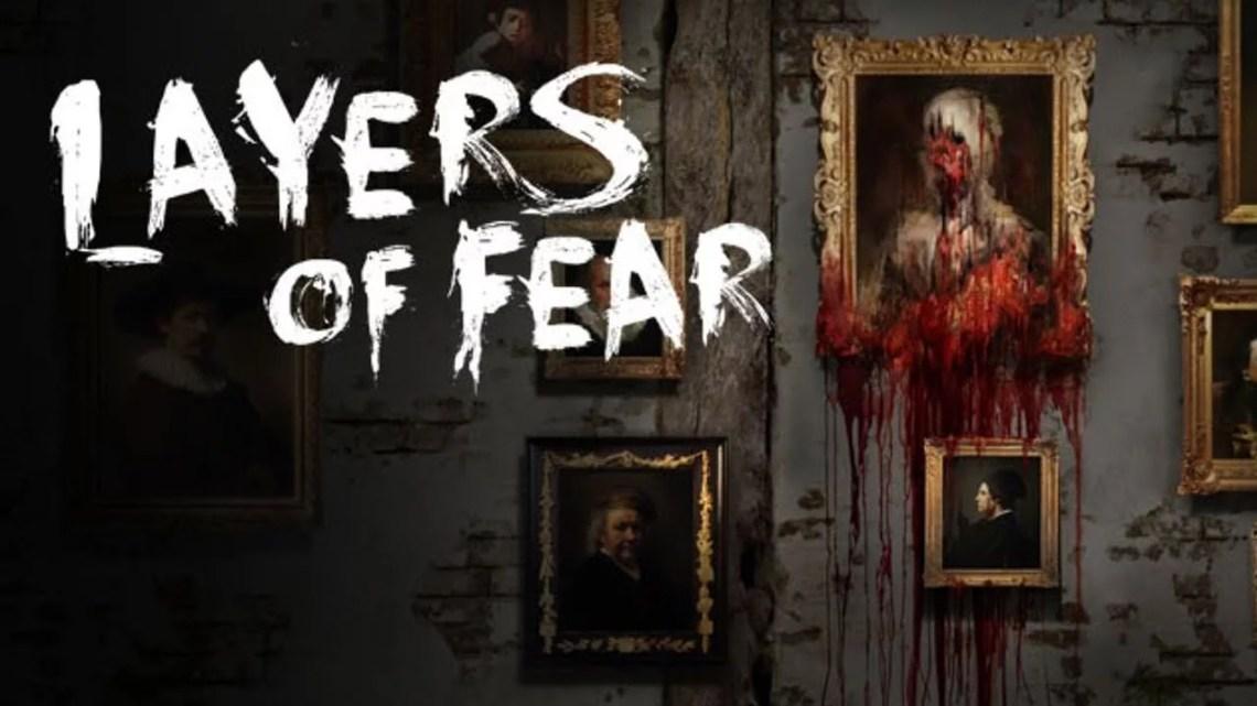 LAYERS OF FEAR DE GRAÇA NA HUMBLE BUNDLE