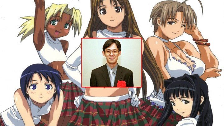 "AUTOR DO MANGÁ ""LOVE HINA"" ESTÁ PREOCUPADO COM CENSURA OCIDENTAL EM OBRAS"