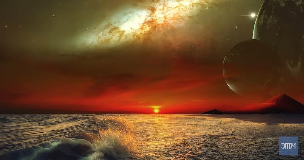 водные миры