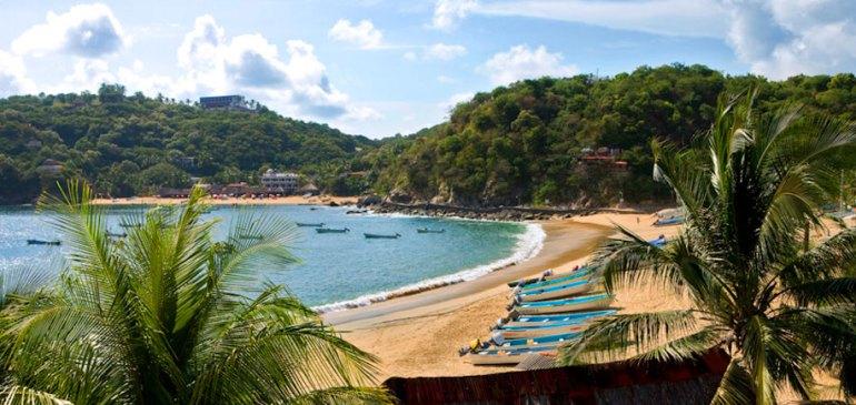 Disfruta con ETN Turistar, algunas de las bellezas que tiene Puerto Escondido
