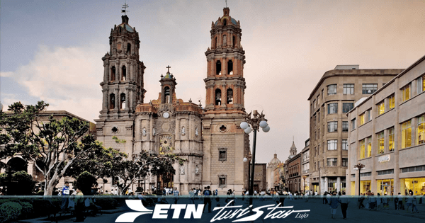 San Luis Potosí un destino mas de ETN Turistar Lujo