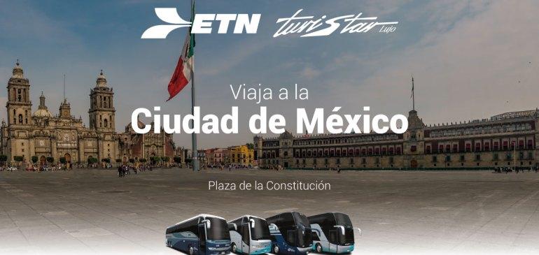 Conoce el Bosque de Chapultepec, con ETN Turistar.