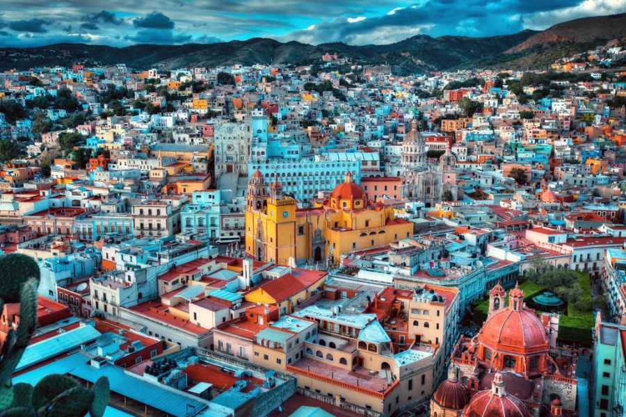 1 Guanajuato