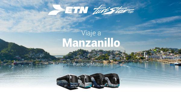 Boletos de Autobús a Manzanillo