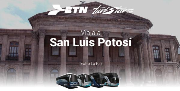 """San Luis Potosí """"Un Estado Que Lo Tiene Todo"""""""